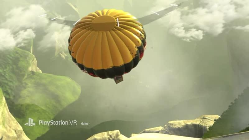 Rush VR - HTC VIVE PS VR OCULUS