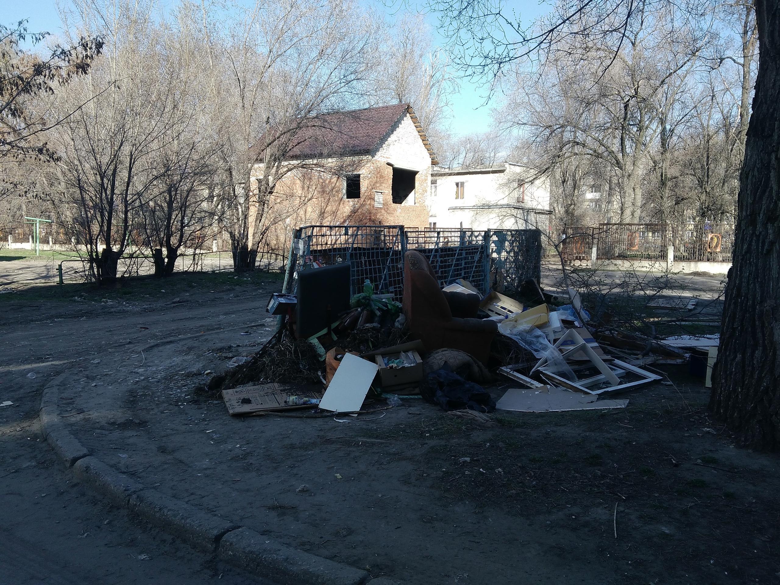 Третий избирательный округ Сызрани - мусорная реформа
