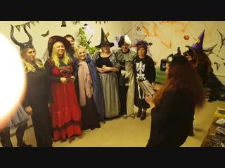 иногда нужно и отдыхать, приехали на праздник к Каролине в волшебное место Подгорное