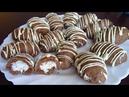 Шоколадное Печенье с Кокосом Chocolate Cookies with Coconut