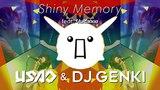 USAO &amp DJ Genki - Shiny Memory feat. Yukacco (TANOC TOUR 2018 ANTHEM)