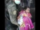 Младенец выжил под вулканическим пеплом