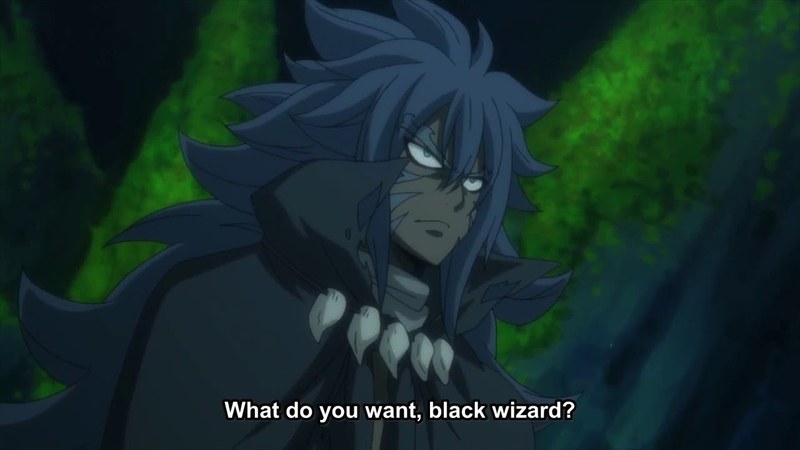 Zeref Meets Acnologia - Fairy Tail