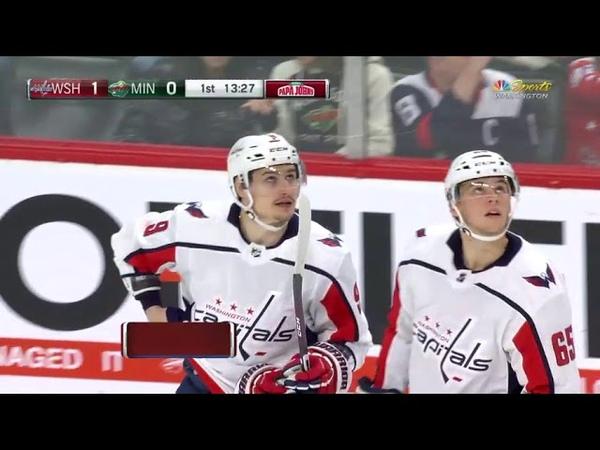 НХЛ 18-19 1-ая шайба Орлова 13.11.18
