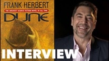 Javier Bardem Talks DUNE Remake, NO COUNTRY, Working With Penelope Cruz and EVERYBODY KNOWS