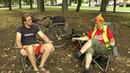 Травма ноги сделала меня велотуристом Алексей Кузин Ч 2