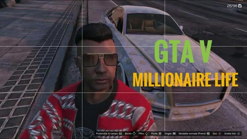 GTA V - Millionaire Life