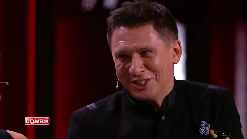 Батрутдинов Кравец и Карибидис Новогодний корпоратив Comedy Club