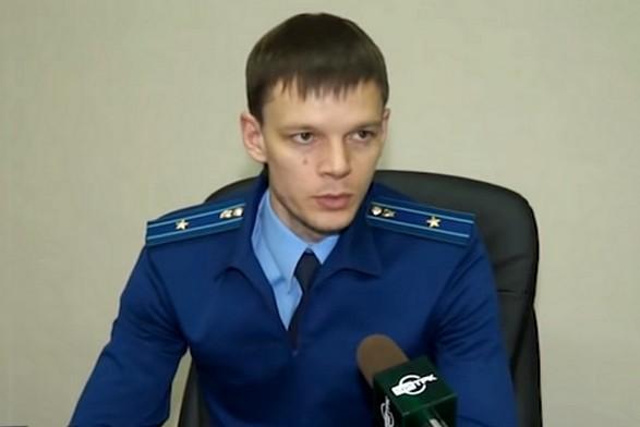 Прокурор Станислав Окульский