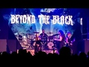 Beyond the black lost in forever live in milano fabrique 15.12.2018