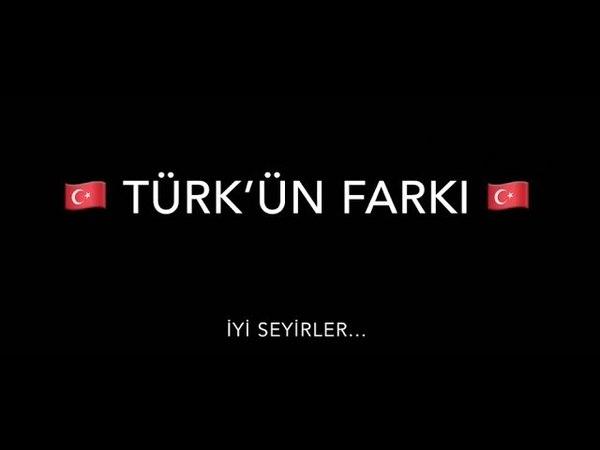 🇹🇷 İşte Türk'ün farkı alırız altınızdan ruhunuz duymaz