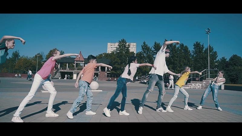 Hip-hop dance choreo