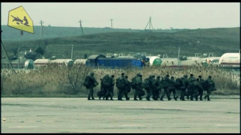 Март 2014 Вежливые люди - скоро, во всех городах юго-востока Украины