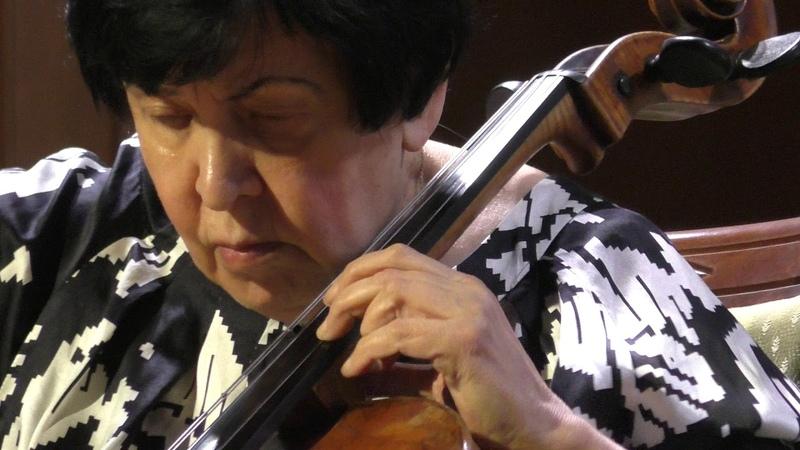 Schumann Fantasy Pieces - Natalia Gutman (cello) Dmitri Vinnik (piano)
