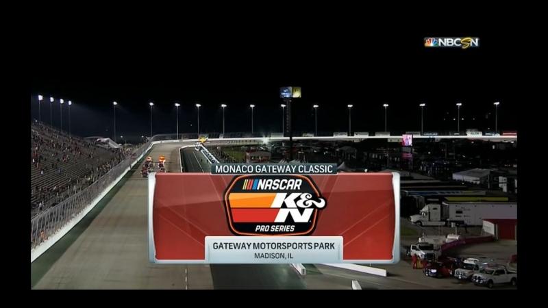 2018 NASCAR KN Pro Series EastWest - Round 1210 - Monaco Gateway Classic