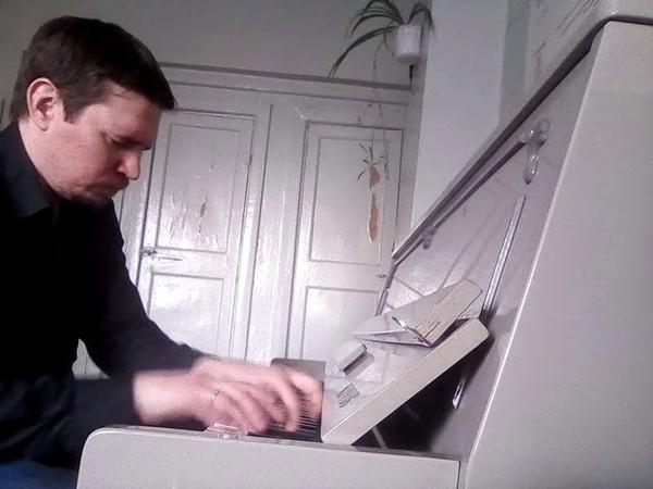 С.В.Рахманинов. Концерт №3, 1 часть. Партия фортепиано))