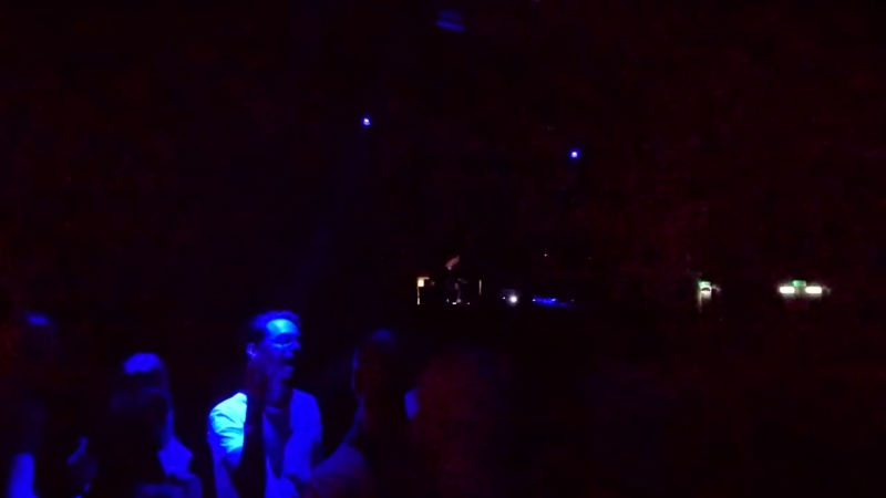 Max Cooper live @ Terem Budapest - One Hundred Billion Sparks album tour - 2018.09.29 - PART 5
