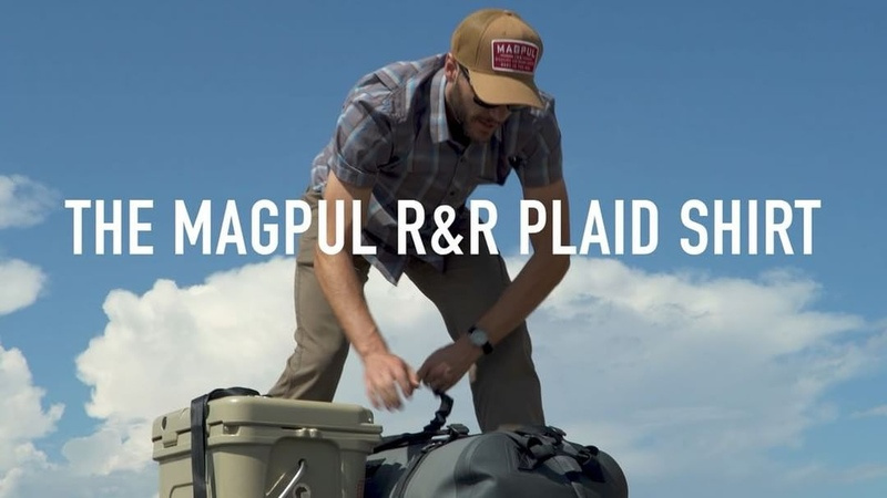 "Magpul on Instagram: ""A technical spin on the classic short sleeve plaid shirt, our wrinkle-resistant RR Plaid Shirt is perfect for all-day comfor..."