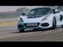Дрифт Exige Cup 410 и Evora GT410 Sport к юбилею Lotus