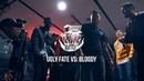 Ugly Fate vs. Bloody │ Male Semifinal │ UNDERGROUND KRUMP BATTLE 2018