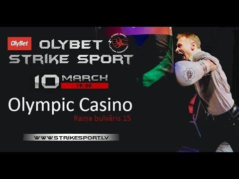 Live Strike Sport Olybet Grand Prix 2018 Semifinal 10.03.2018