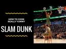 Слэм данк контест. Slam Dunk Contest 2018