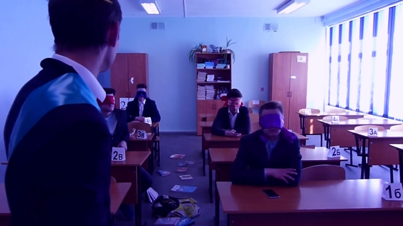 Опальный видеоролик выпускников 2018 года, 11б шк. 15, г. Апатиты