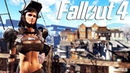 🔴 Fallout 4 🔴Обзор (Женское прохождение игры)Начну всё заново!Часть 8