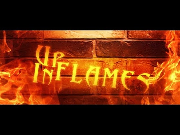 Ruelle - Up In Flames (D-Attack Hardstyle Bootleg) | HQ Lyric Videoclip