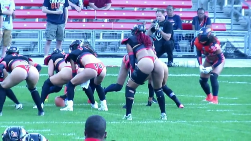 Girls American Rugby 🍑🏈