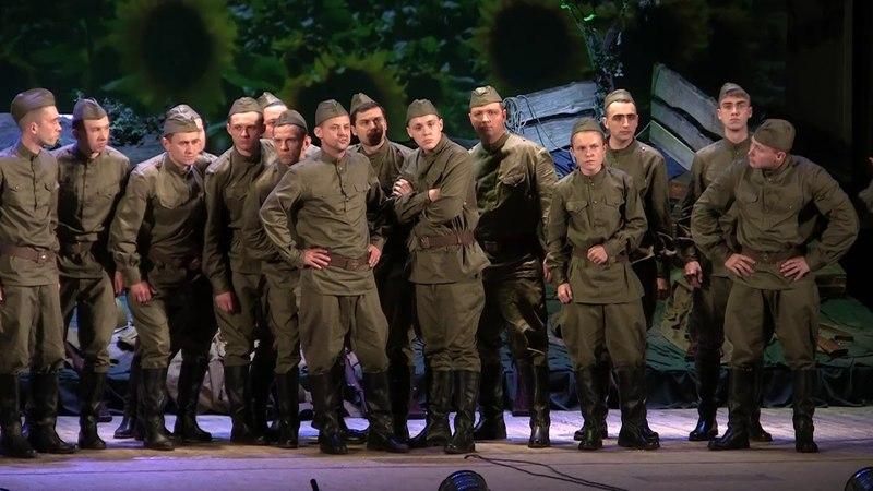 Спектакль Когда мы вернёмся домой. Народный театр Бам-Бук и НКМЗ