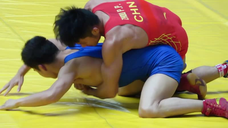 Freestyle Wrestling China – 61kg
