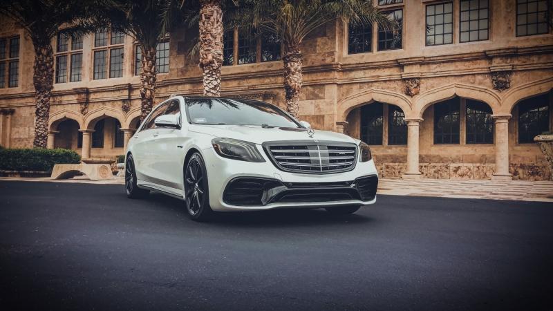 Тебе не нужна БМВ семерка Весь кайф рестайлинга Mercedes Benz S63 W222 за 10 млн рублей