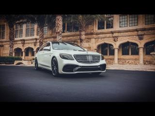 Тебе не нужна БМВ семерка. Весь кайф рестайлинга Mercedes-Benz S63 W222 за 10 млн рублей.