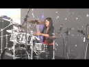 System Of A Down Toxicity LIVE Drum Cover by Nur Amira Syahira