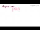 Маркетинг план компании Армэль