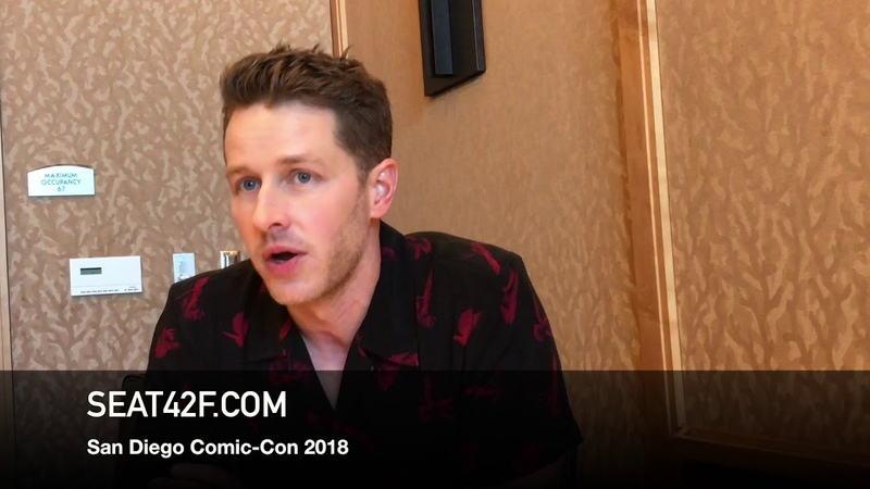 Josh Dallas MANIFEST Comic Con Interview