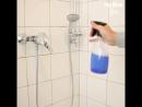 Снова мыльный налет в ванной Не проблема!