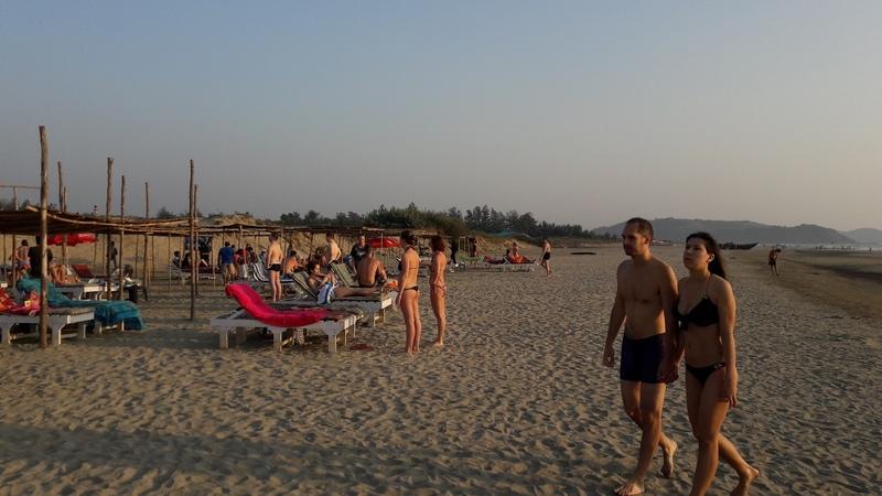 Morjim Beach (Морджим)
