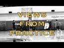 Views from practice: Livingston/House/Derrickson/Klay/Damian Jones/Quinn Cook