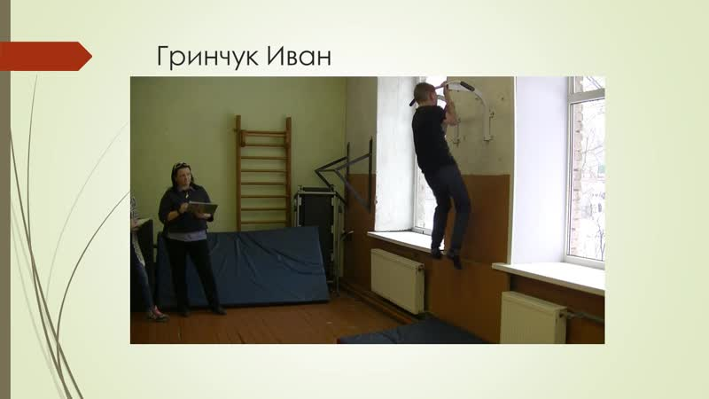 Гринчук Иван (категория 9-10 класс) МБОУ Марковская ООШ