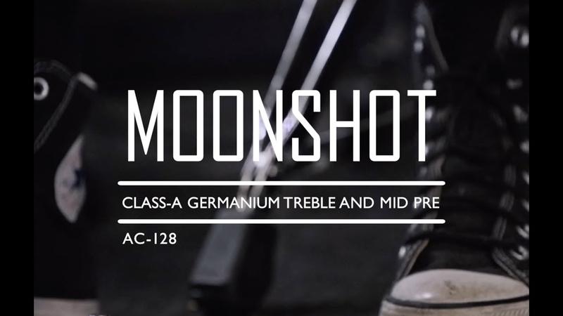 Greer Amps MOONSHOT demo featuring Ryan Plewacki