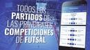 ¡Descarga la nueva App de la Liga Nacional de Fútbol Sala!