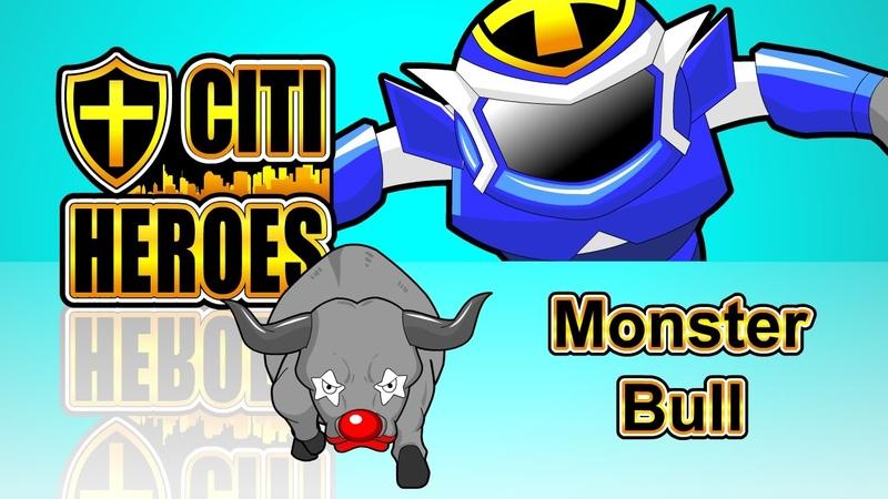 Citi Heroes EP23 Monster Bull