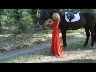 Eva Kari Magical Forest. Videographer VK ( Сексуальная, Ню, Модель, Nude 18+ ) Приватное