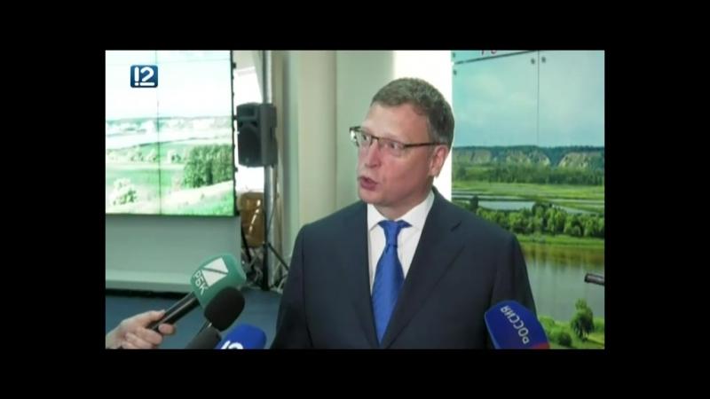 Парламентарии и главы районов единогласно проголосовали за выдвижение Буркова в губернаторы