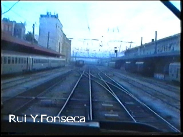Cab Ride Lisboa - Porto Dez 1998