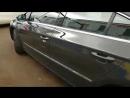 Volkswagen Passat CC полировка и защитное покрытие