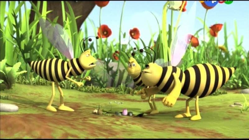 Пчелка Майя Новые приключения (Большое похищение) [1 сезон - 29 серия] - (2012)