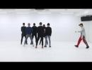 BTS Spring Day mirror